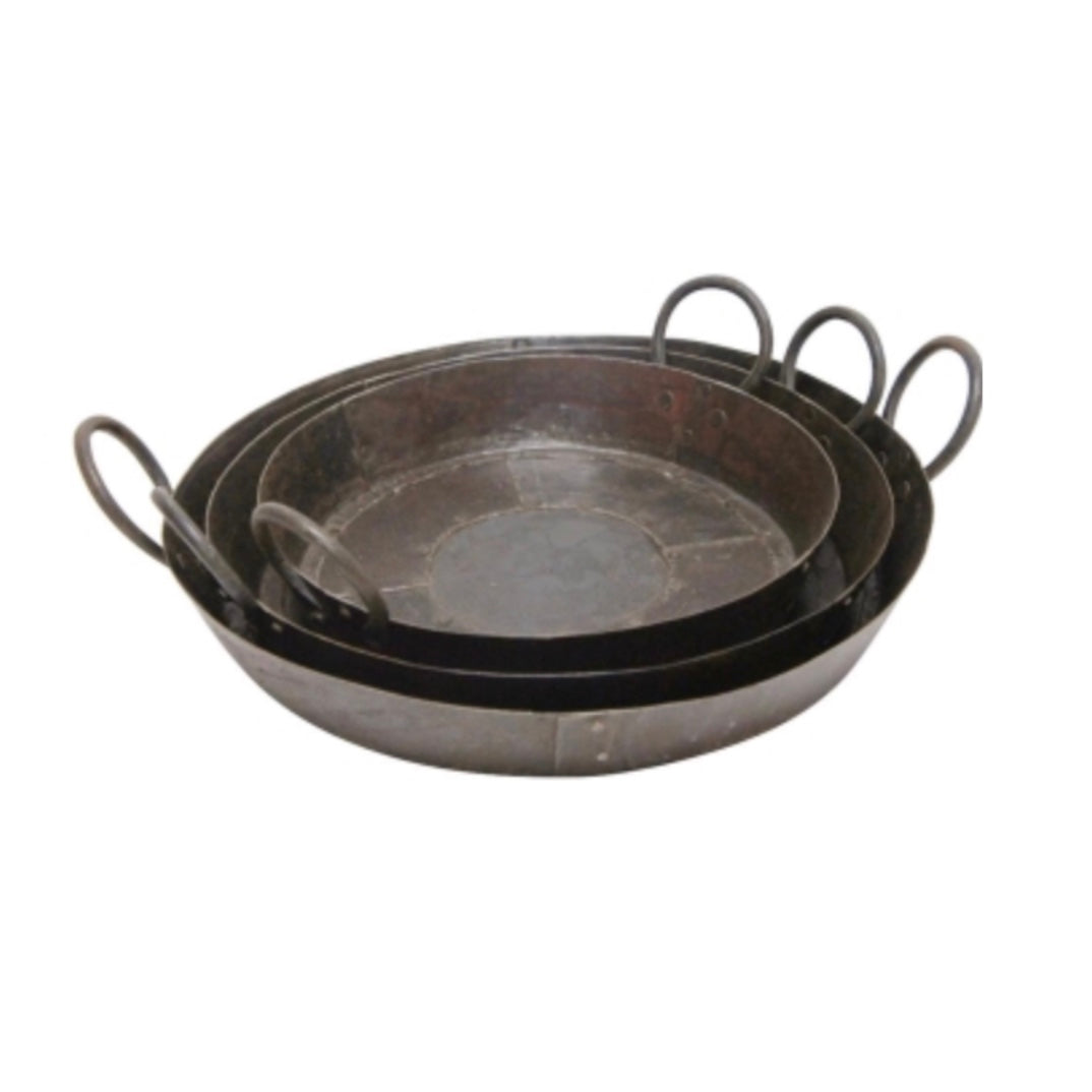 Antique Iron Pans