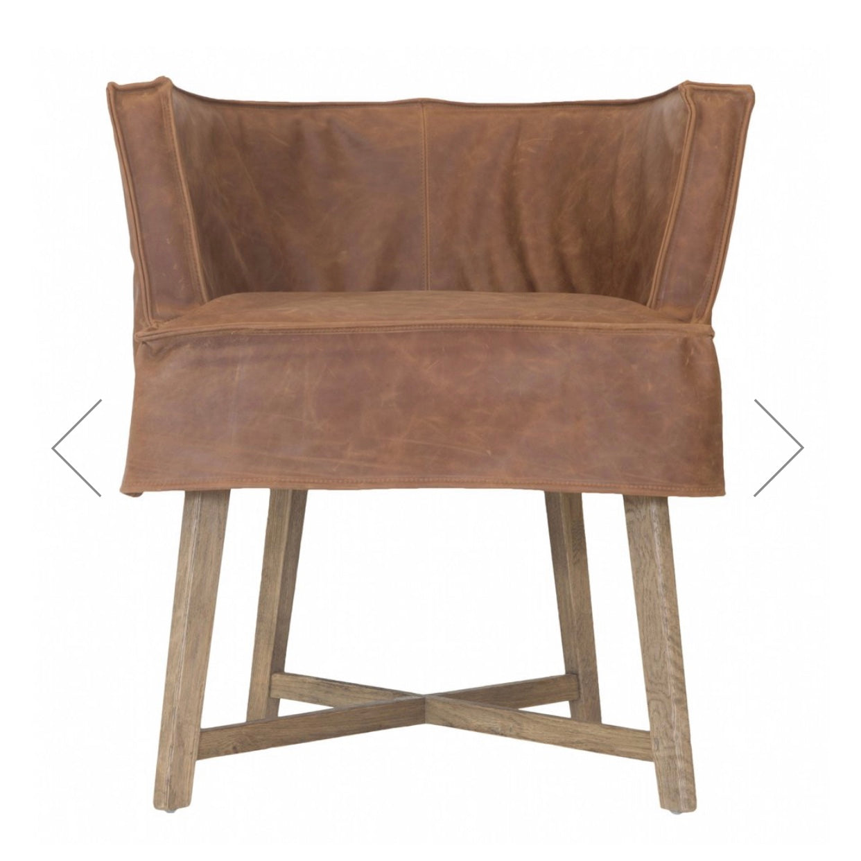 Guatemala Dining Chair - Brogan Brown