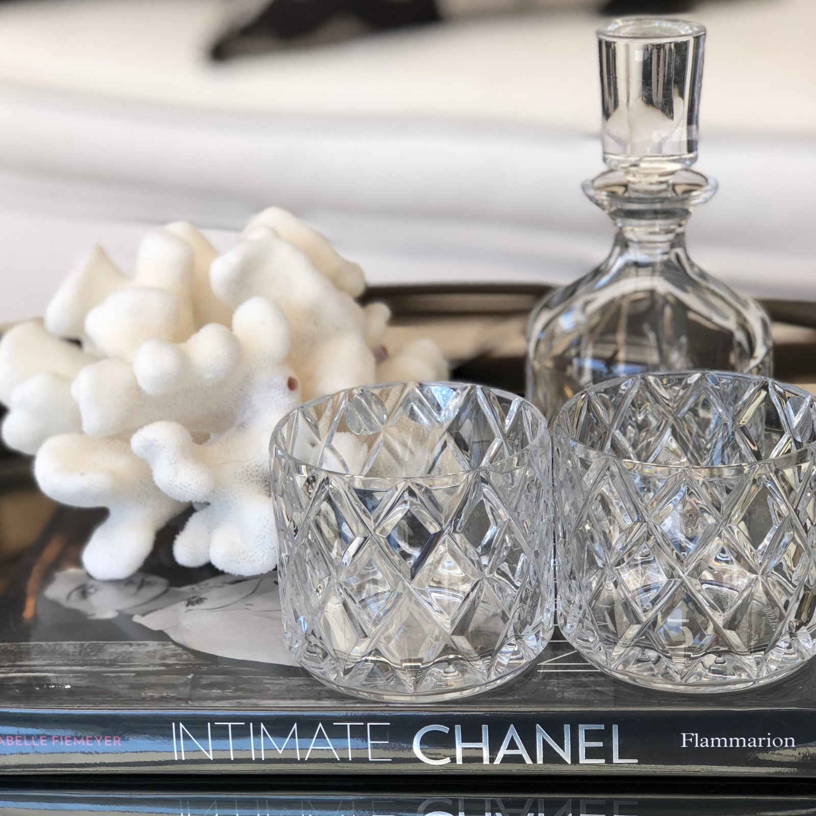 Intimate Chanel Book