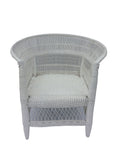 Malawi Chair White