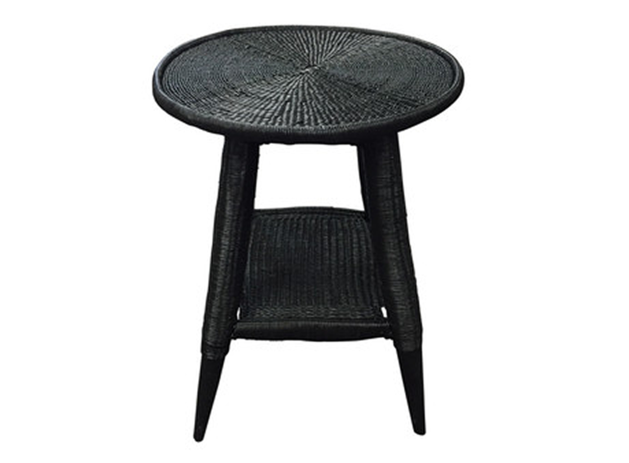 Malawi Table Black