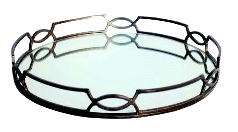 Mirror Tray Dark Bronze