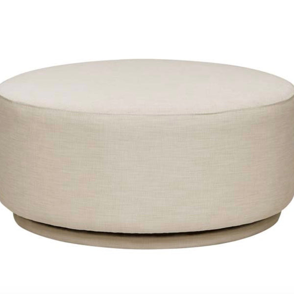 Large Swivel Ottoman