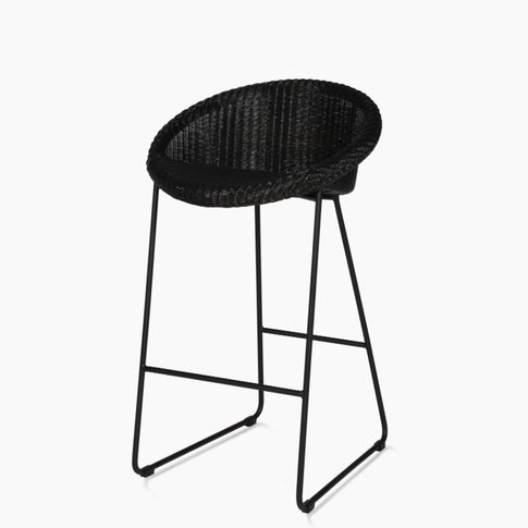 Cooper Counter Stool Black