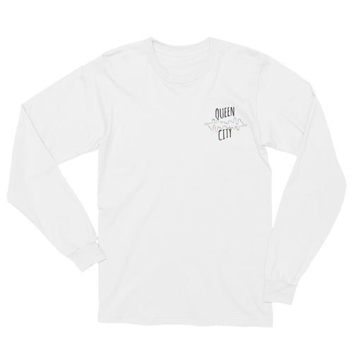 Reverse QUEEN CITY Long Sleeve T-Shirt