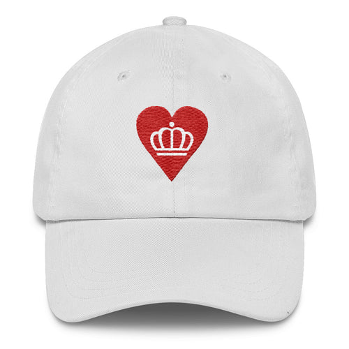 Queen City Heart Classic Dad Hat