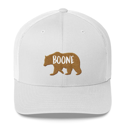Boone Bear Mesh Hat