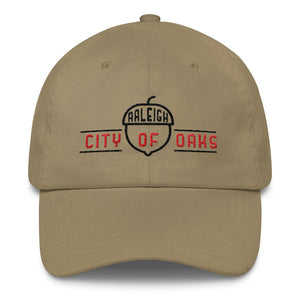 Raleigh (City of Oaks) Classic Dad Hat