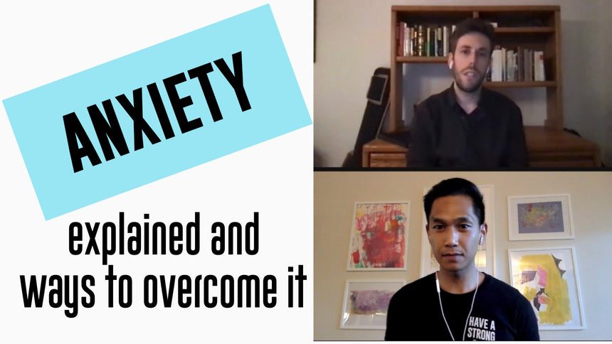 Anxiety and ways to overcome it explained by a Mental Health Therapist