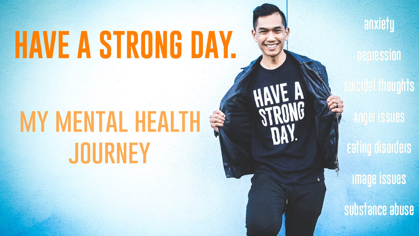"What does it mean to ""HAVE A STRONG DAY.""?"