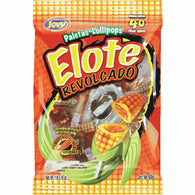 Jovy Elote Revolcado Lollipop Bag