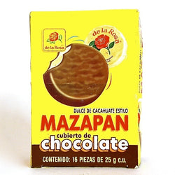 De La Rosa Chocolate Dipped Mazapan Box