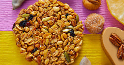 Mixed Seeds & Nuts Brittle (Pepitoria Mixed) Box