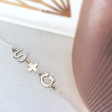 2 Letter Initial Necklace