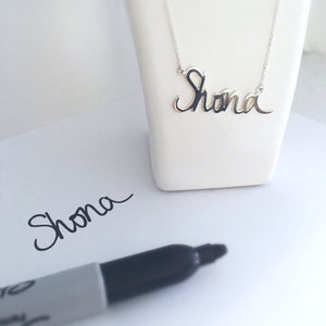 Write your own Name chain