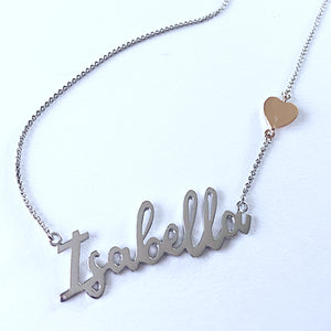 9ct Gold Name Chain
