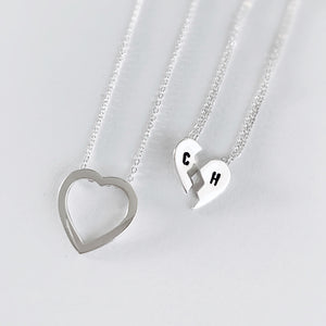 Mumma and Me 3 part split Necklace Set