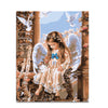 Paint By Numbers - Adorable Little Angel