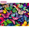 Paint with Diamonds - Beautiful Butterflies