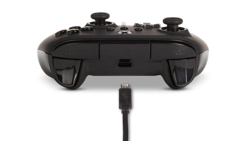 PowerA Enhanced Wired Controller for Xbox Series X|S - Black