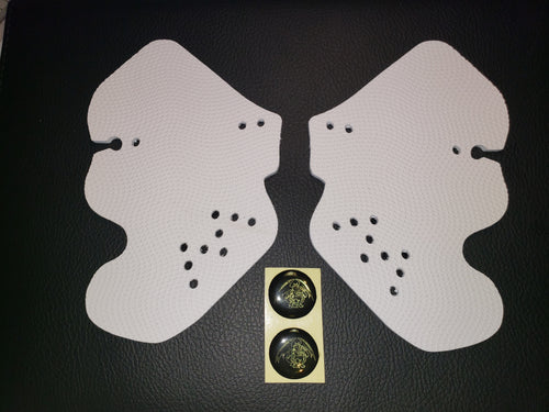 Wicked-Grips for Xbox One - PLUSH - White