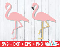 Flamingo | Summer | SVG Cut File