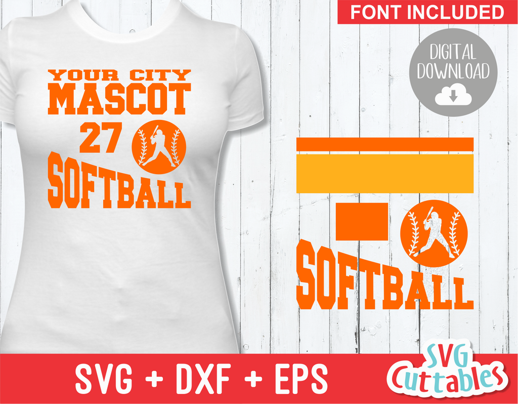 Softball Team Template 0010