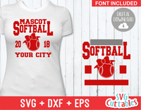Softball Team Template 0011