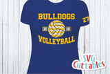 Volleyball Template 0011