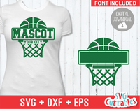 Basketball svg Template 0013