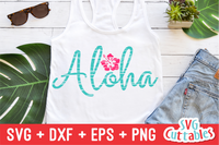 Aloha | Summer | SVG Cut File