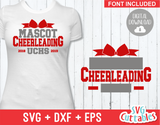 Cheer svg Template 0014, svg cut file