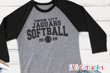 Softball Team Template 0015