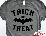Trick or Treat  | Hallowee Cut File