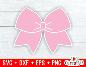 Cheer Bow | Cut File