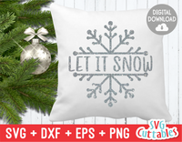 Let it Snow | cut file