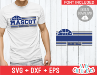 Basketball svg Template 0020