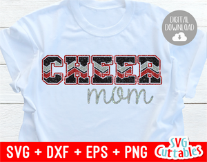 Cheer Mom | Cut File