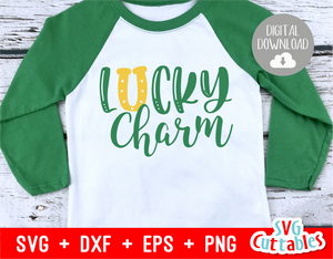 Lucky Charm | St. Patrick's Day Cut File