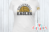 Volleyball Template 0021