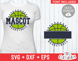 Basketball svg Template 0022