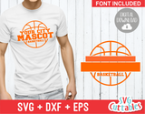 Basketball svg Template 0023
