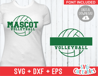 Volleyball Template 0026
