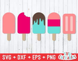 Popsicle | Summer | SVG Cut File
