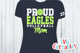Volleyball Template 0028