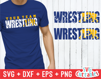 Wrestling Distressed