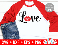Love | Valentine's Day Cut File