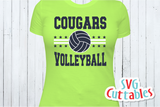 Volleyball Template 002
