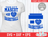 Basketball svg Template 0030