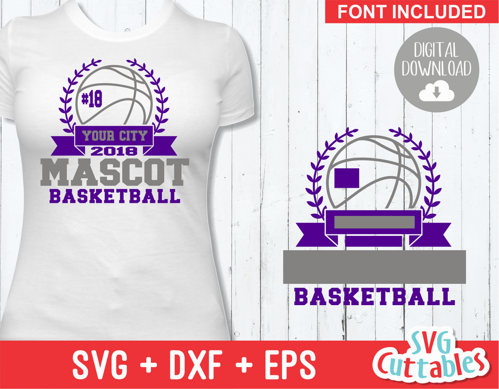 Basketball svg Template 0033